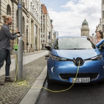 With an investment in ubitricity Siemens opts for innovative solutions for electromobility