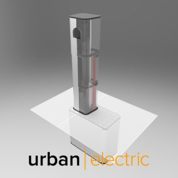 Urban Electric announces the UEone pop-up charge point