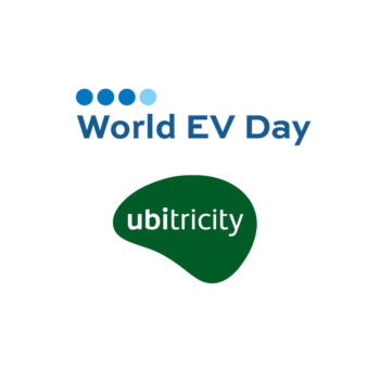 Join ubitricity joining World EV Day